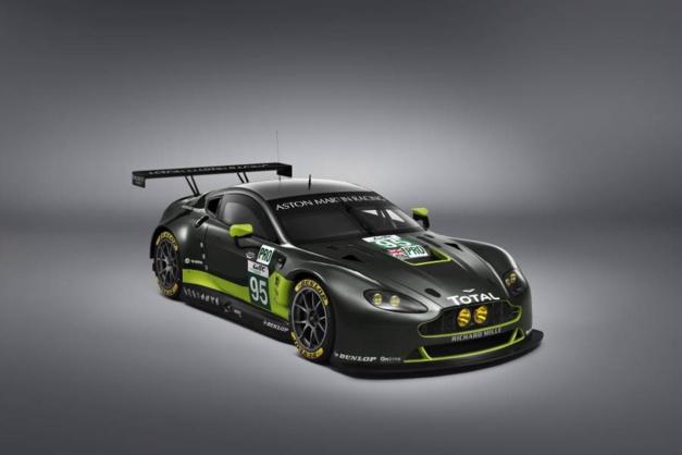 Richard Mille partenaire d'Aston Martin