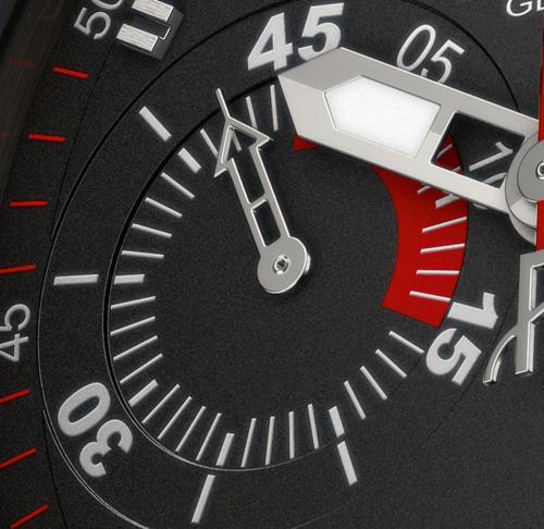Euro 2008 : Une Big Bang spéciale « mi-temps » dotée d'un chronographe 45 minutes