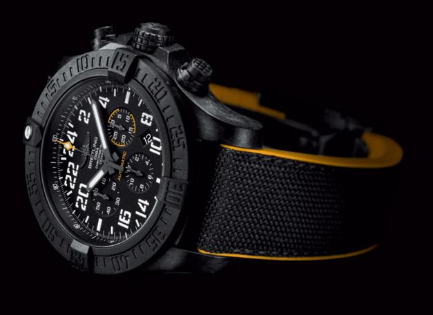 Breitling Avenger Hurricane : Breitlight, le garde-temps géant ultralight