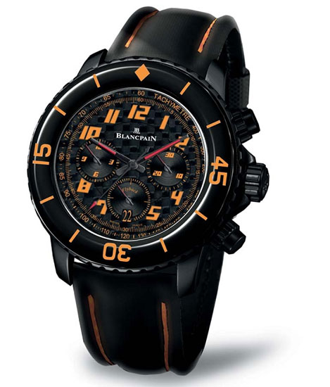 Chronographe Blancpain Speed Command