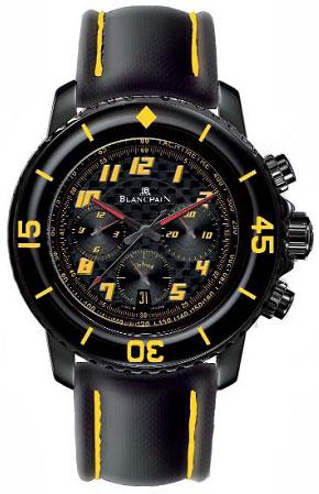 Chronographe Blancpain Speed Command : une nouvelle sportive en hommage à la vitesse