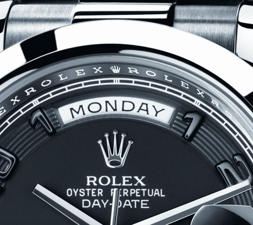 Day-Date II, copyright Rolex