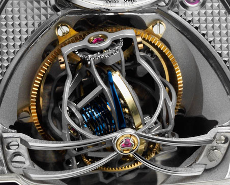 Reverso Gyrotourbillon 2 : le tourbillon sphérique s'installe dans le fameux boîtier pivotant
