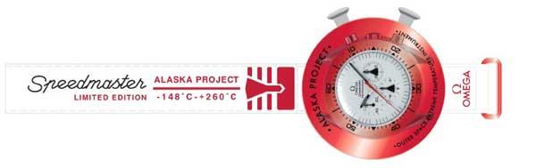 Speedmaster Alaska Project