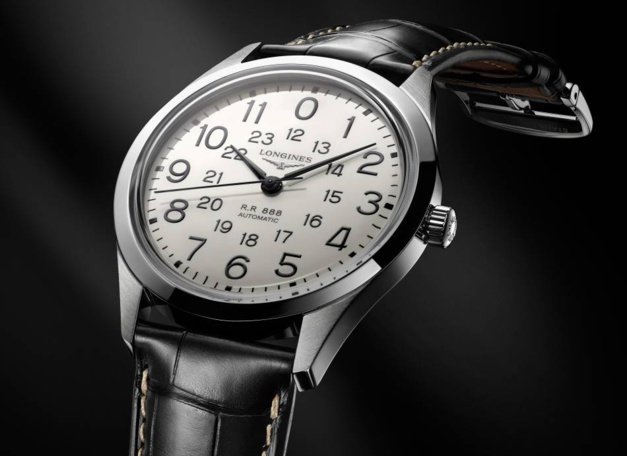 The Longines RailRoad