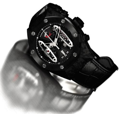 Tourbillon chronographe Royal Oak Concept Carbone