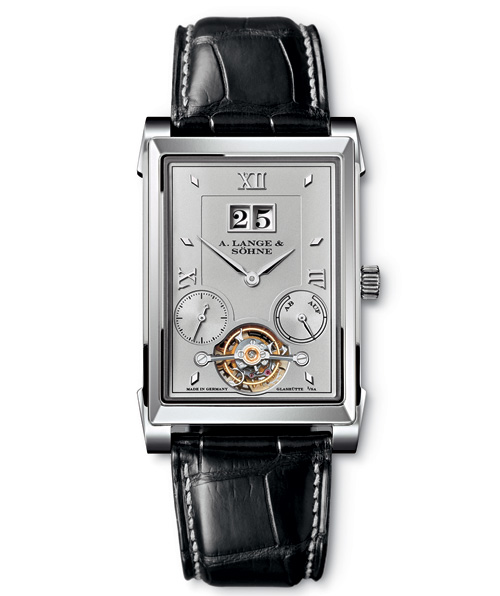 Cabaret Tourbillon de Lange and Söhne