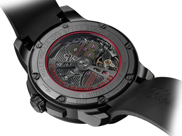 Chopard Mille Miglia GTS Automatic Speed black