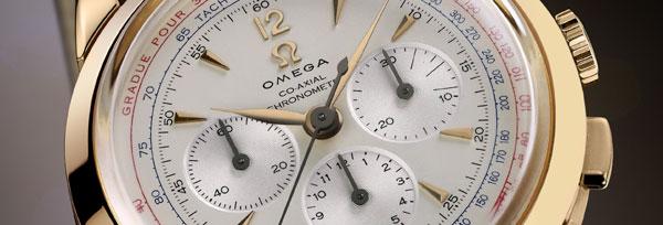Racend Timer : Omega présente la pièce no 8 de la Collection Museum