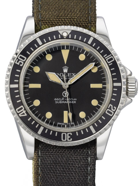 Rolex Submarine SBS