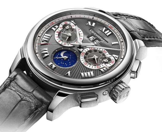 Chopard LUC Perpetual Chrono : temps longs, temps courts