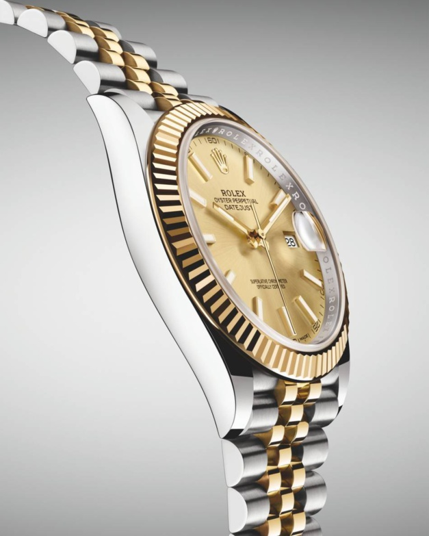 Rolex Datejust 41 : le retour en grâce d'une star de l'horlogerie