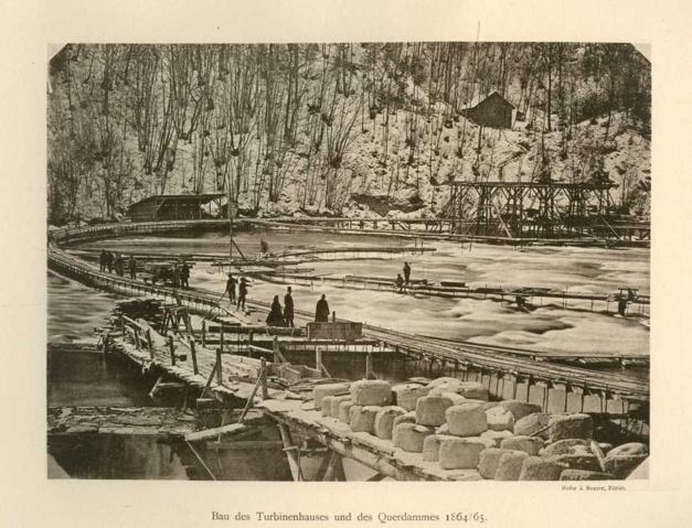 Moser : hommage à un barrage sur le Rhin
