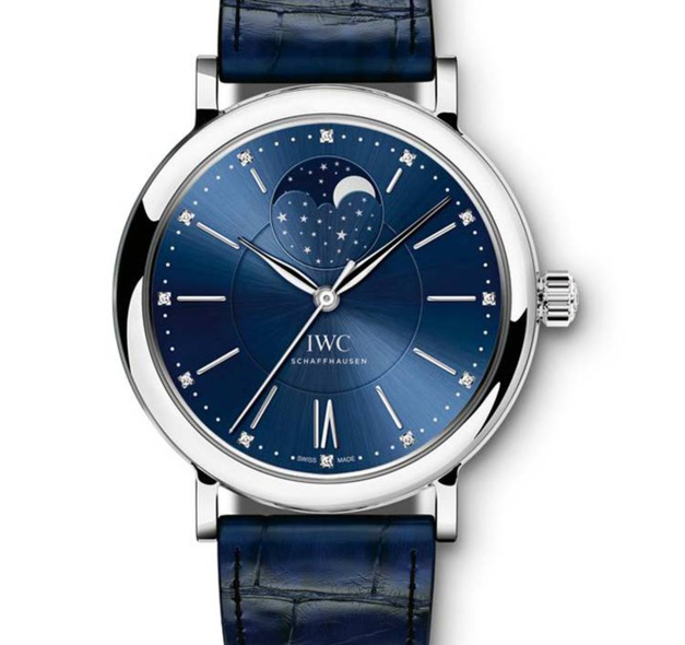 IWC Portofino Automatic Moon Phase : Laureus Sport for Good