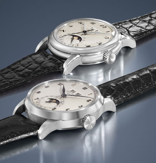 Christie's : une montre-bracelet Patek Philippe a été adjugée 2.6 millions d'euros à Genève