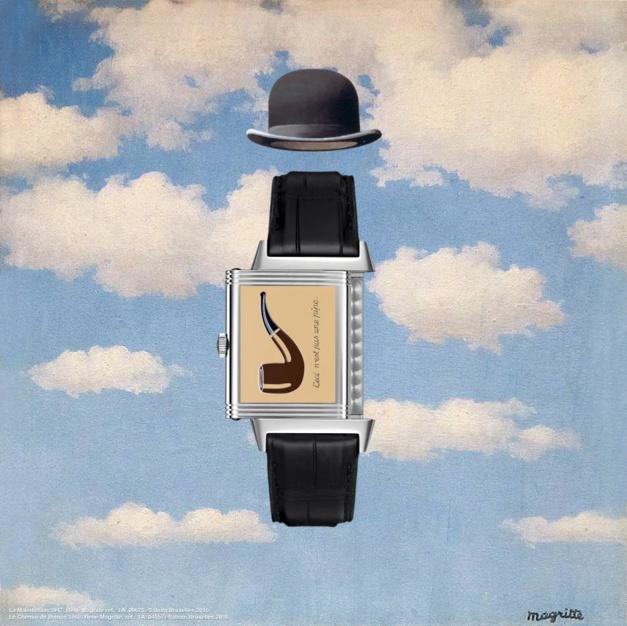 Reverso Magritte pour De Greef