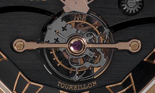 Admiral's Cup Tourbillon 48 : un tourbillon pour cette collection Corum dédiée aux marins