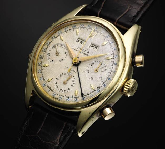 Chrono Rolex réf 6063 Jean-Claude Killy