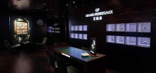 Girard-Perregaux ouvre une boutique à Macao
