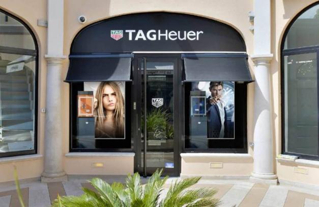 TAG Heuer s'installe à Saint-Tropez pour l'été