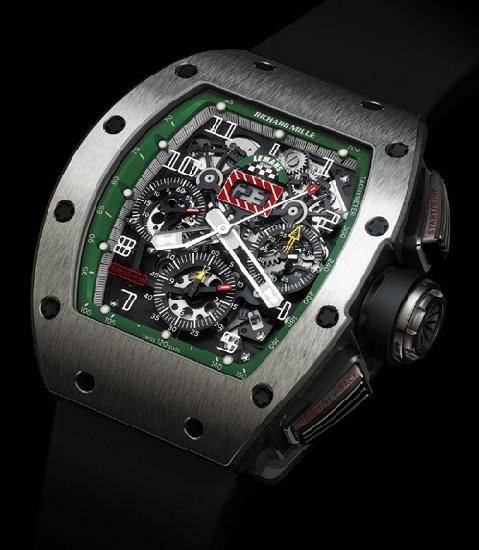 Richard Mille créé une RM 011 Le Mans Classic en édition limitée à 200 exemplaires