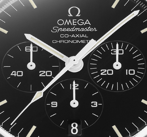 Omega Speedmaster Moonwatch « Email » de 44.25 mm