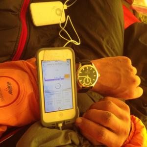 Alpina et Icelegacy : traversée de la calotte glaciaire Bagley