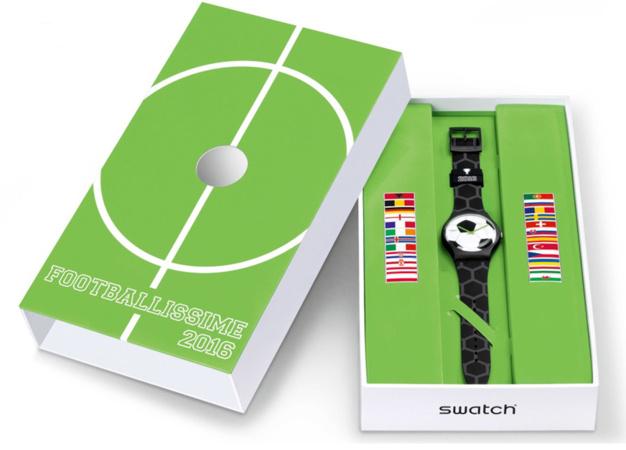 Swatch : Footballissime