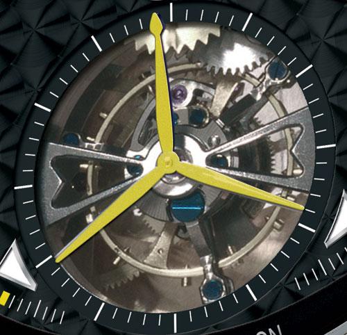 Jaeger-LeCoultre dévoile une Master Compressor Extreme Tourbillon série « Spéciale Byblos »