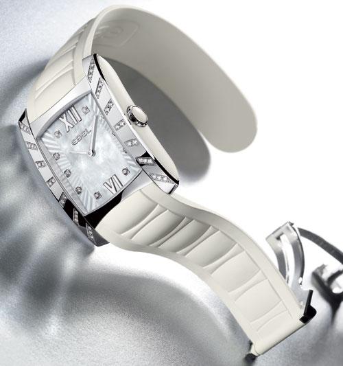 """Ebel Brasilia Ray of Light : une montre """"fraiche"""" et lumineuse pour l'été"""