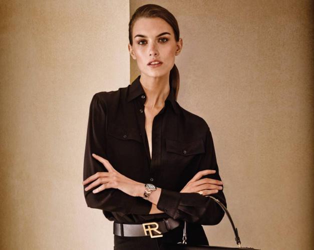 Ralph Lauren RL888 : une montre chic et intemporelle