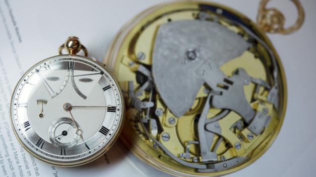Breguet : trois millions d'euros pour la montre de Charles-Louis Havas