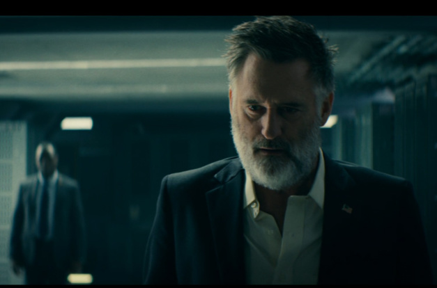 Independence Day, Resurgence : Bill Pullman porte une Hamilton Thin-O-Matic