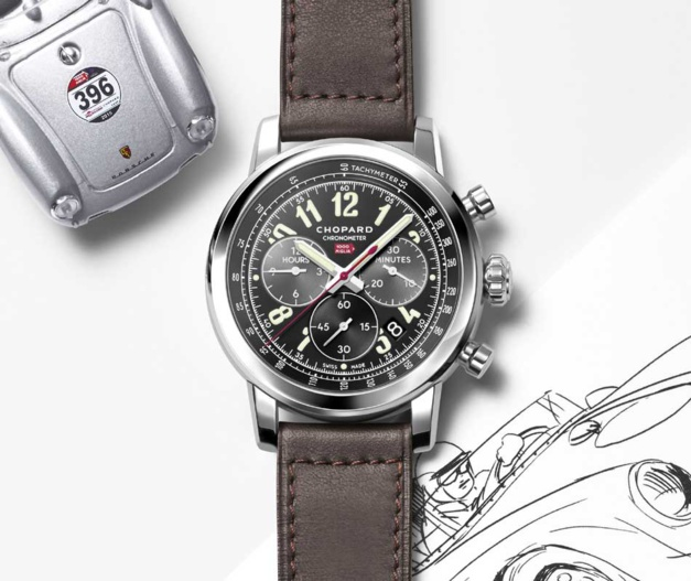 Chopard Mille Miglia 2016 XL Race Edition