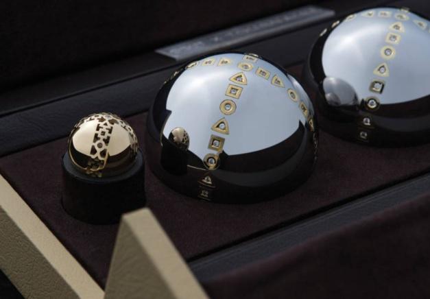Obut by Tournaire : des boules de luxe
