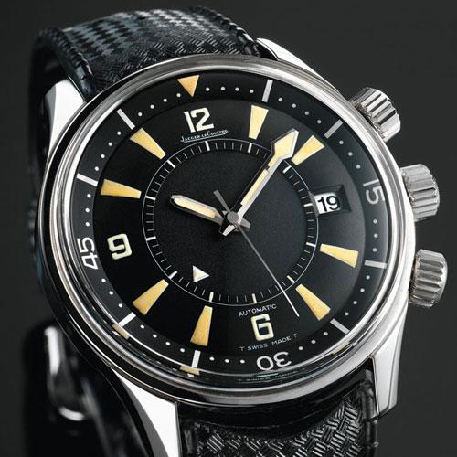 Jaeger-LeCoultre : en bonne place dans les ventes aux enchères de montres de collection