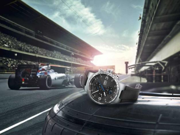 Oris : nouveau chrono Williams