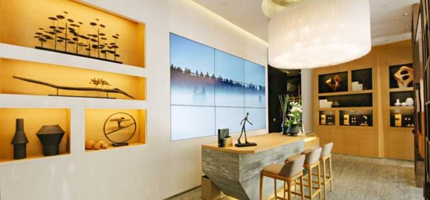 Audemars Piguet : réouverture de la boutique de Singapour