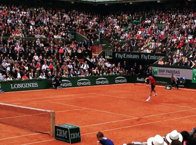 Longines : dix ans de Roland-Garros déjà !