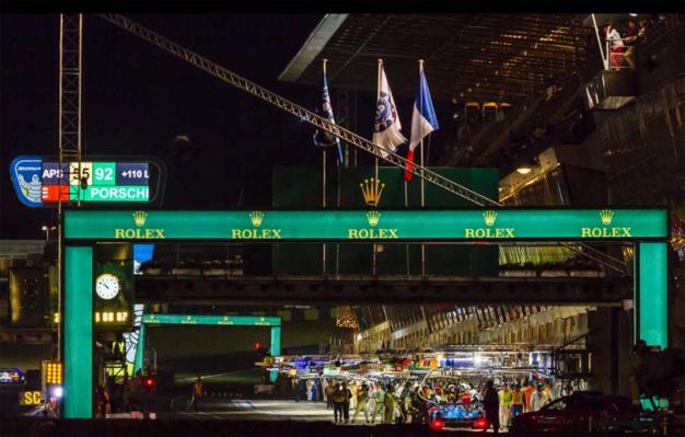 Rolex aux 24h du Mans