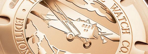 IWC montre d'aviateur UTC édition Antoine de Saint-Exupéry : un troisième modèle dédié à Terre des hommes