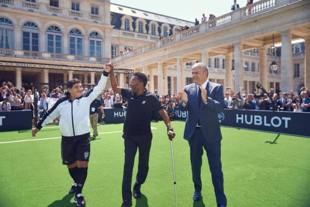 L'Euro 2016 avec Hublot