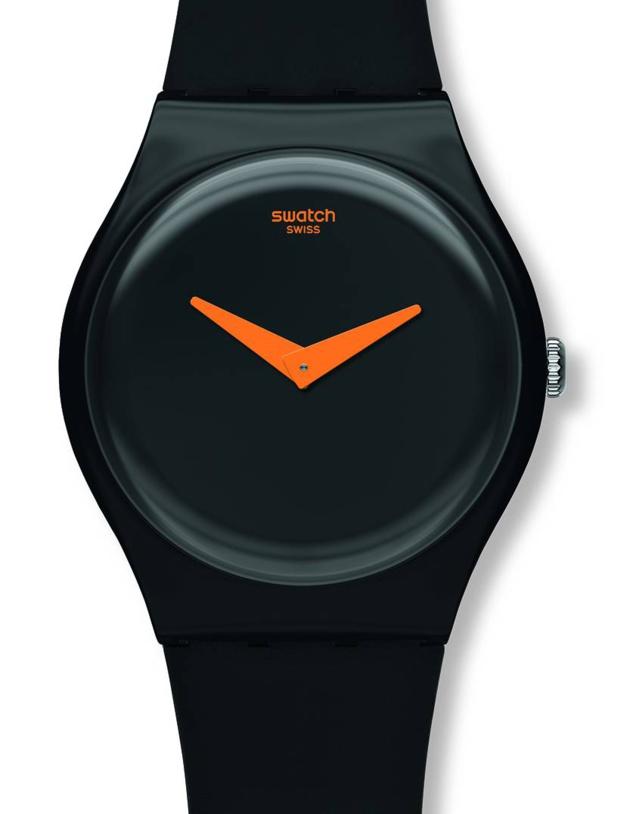 Swatch : le temps vu par l'artiste Tobias Rehberger