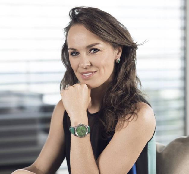 Martina Hingis : ambassadrice d'Alex Benlo