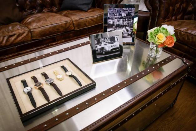 IWC : deux Ingenieur qui rendent hommage à Rudolf Caracciola