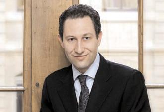 Aurel Bacs, directeur Internationnal du Département des Montres