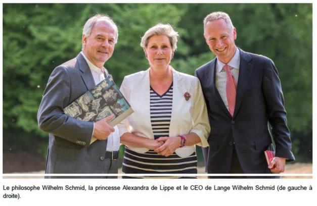 Lange : quand Wilhelm Schmid rencontre Wilhelm Schmid