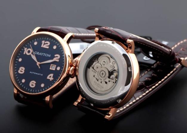 Grayton : une nouvelle marque horlogère française en mode automatique