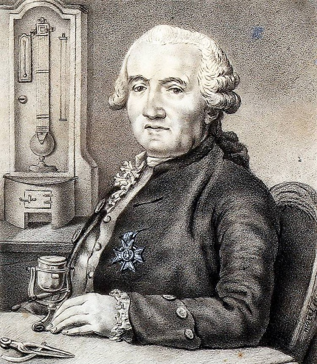 L'apport de Ferdinand Berthoud à l'horlogerie