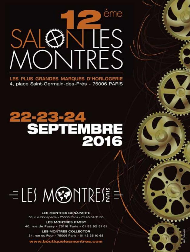 Salons Les Montres : le retour !
